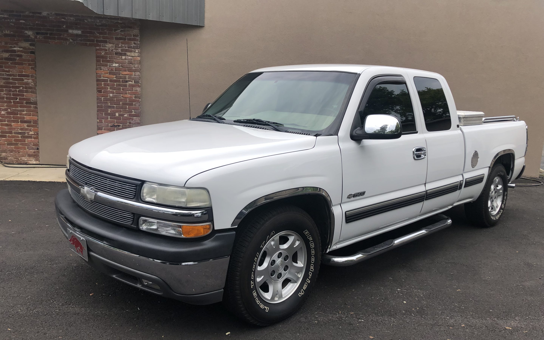 2000 Chevy Silverado Extended Cab